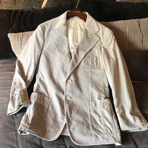 EUC GUCCI Mens gray Sports Coat 50R